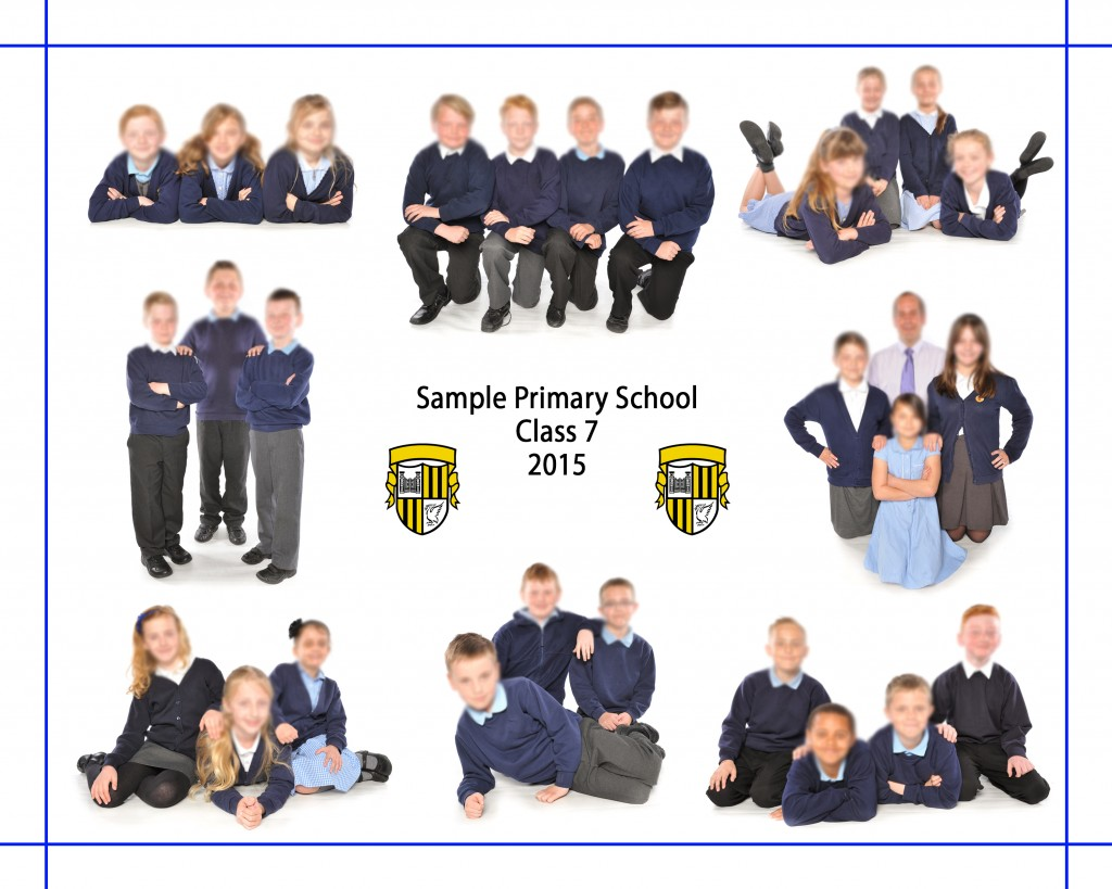 School group photography in Derbyshire and the East Midlands